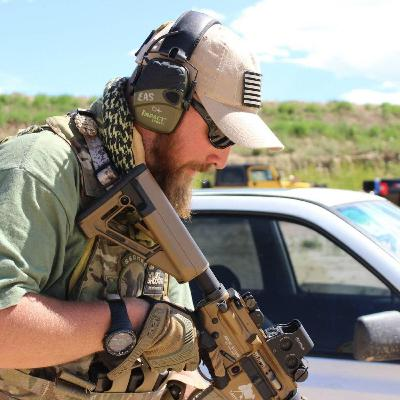 Tactically Awesome with Army Veteran, Book Publisher and Space Force Member Erik Shaw