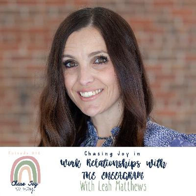 Enneagram and Working Relationships with Leah Matthews