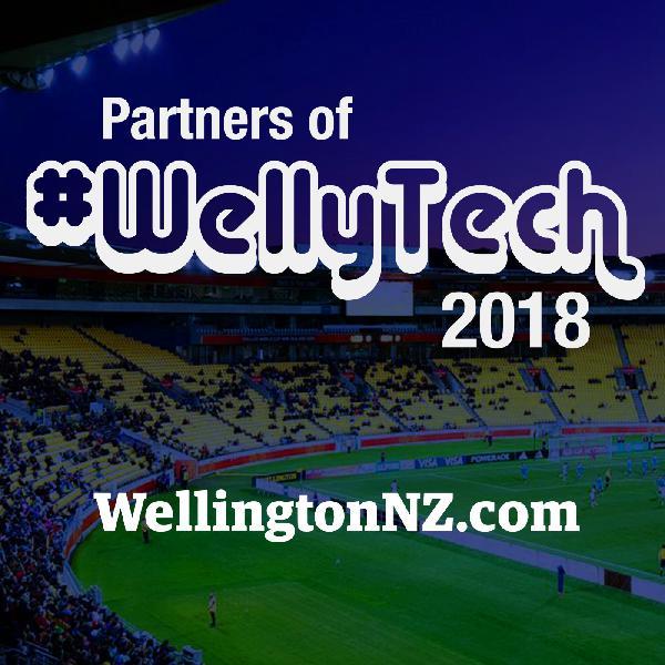 #WellyTech 2018 – David Perks and Dorien Vermaas (WellingtonNZ)
