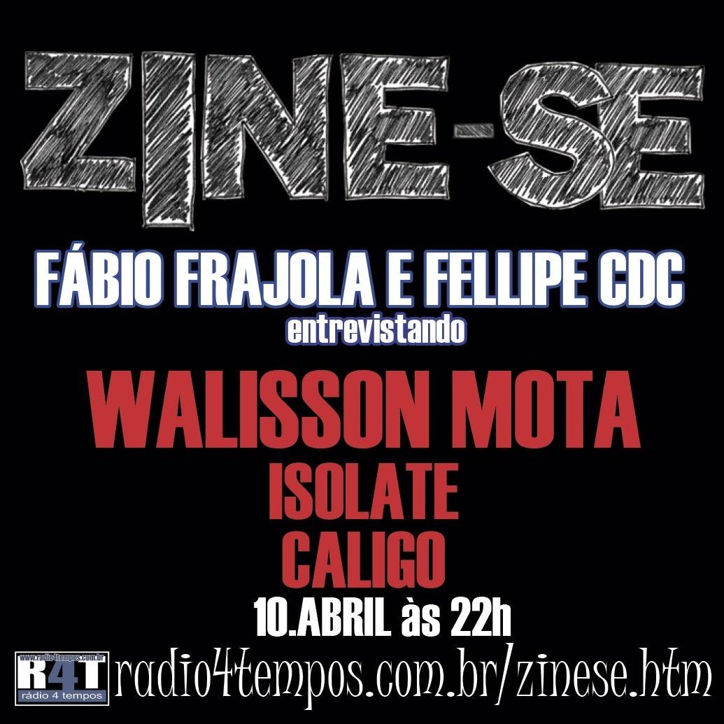 Rádio 4 Tempos - Zine-se 131