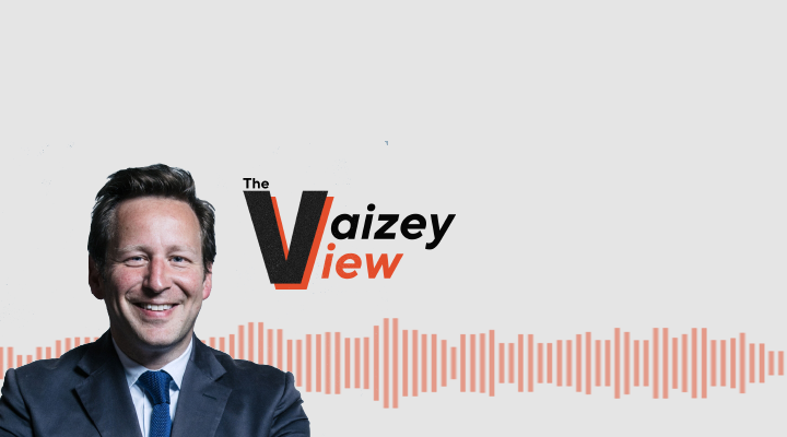 The Vaizey View