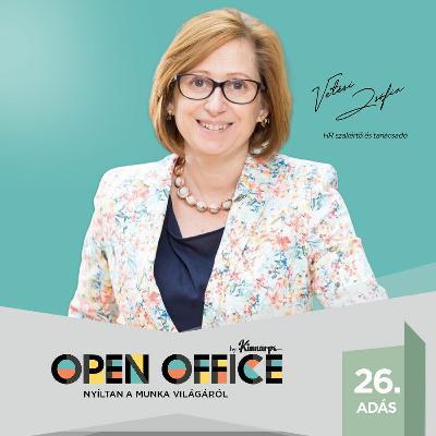 26. A HR szerepe az iroda tervezésben   Open Office Podcast