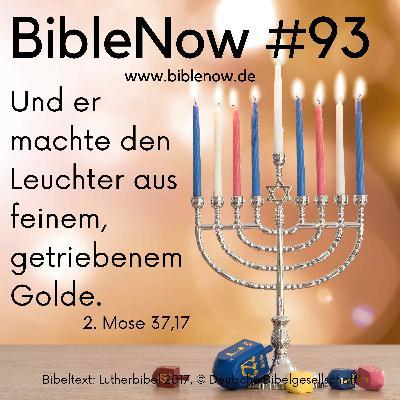 BibleNow #93: 2. Mose 37,10-38,20