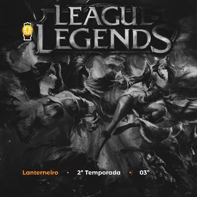 Lanterneiro 03 - Games e literatura como narrativas interativas