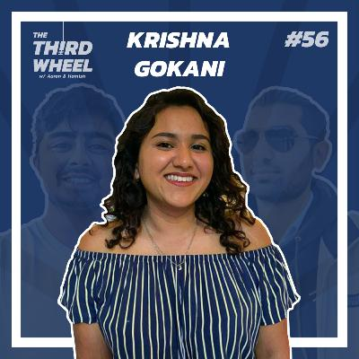 #56 ft. Krishna Gokani - Warwick Marrow incl. Anthony Nolan, Defeating Leukemia & Hair Colouring