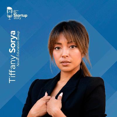 Tiffany Sorya, founder of Novel Education Group