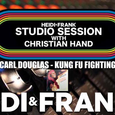 HF Studio Session With Christian James Hand 09/09/21
