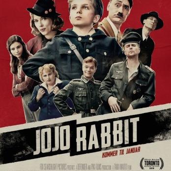 JOJO RABBIT (2019) Hela Filmen Online på Nettet Danske Swesub Undertekster