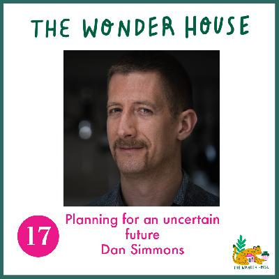 Planning for an uncertain future with Dan Simmons