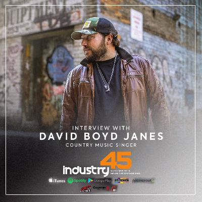 Industry 45 Quick Spin feat. David Boyd Janes   FULL