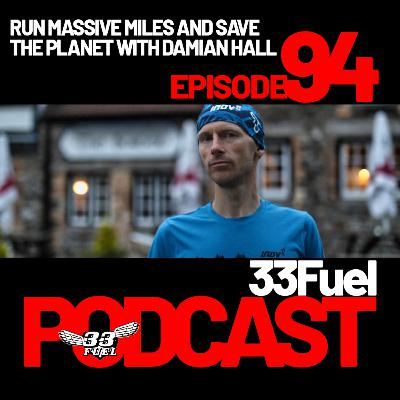 Run massive miles and save the planet with Damian Hall
