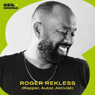 Roger Rekless (Rapper, Autor, Aktivist): Warum verkauft ein Rapper Klopapier?