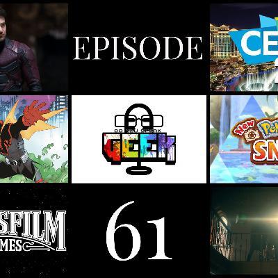 Episode 61 (CES 2021, Robin, Umbrella Academy S3, Chris Evans, Lucasfilm Games, and more)