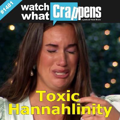 Summer House: Toxic Hannahlinity