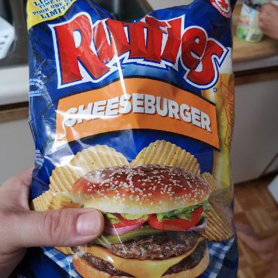 Snacktime! 28: Cheeseburger Ruffles