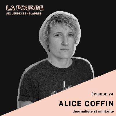 Épisode 74 - Alice Coffin