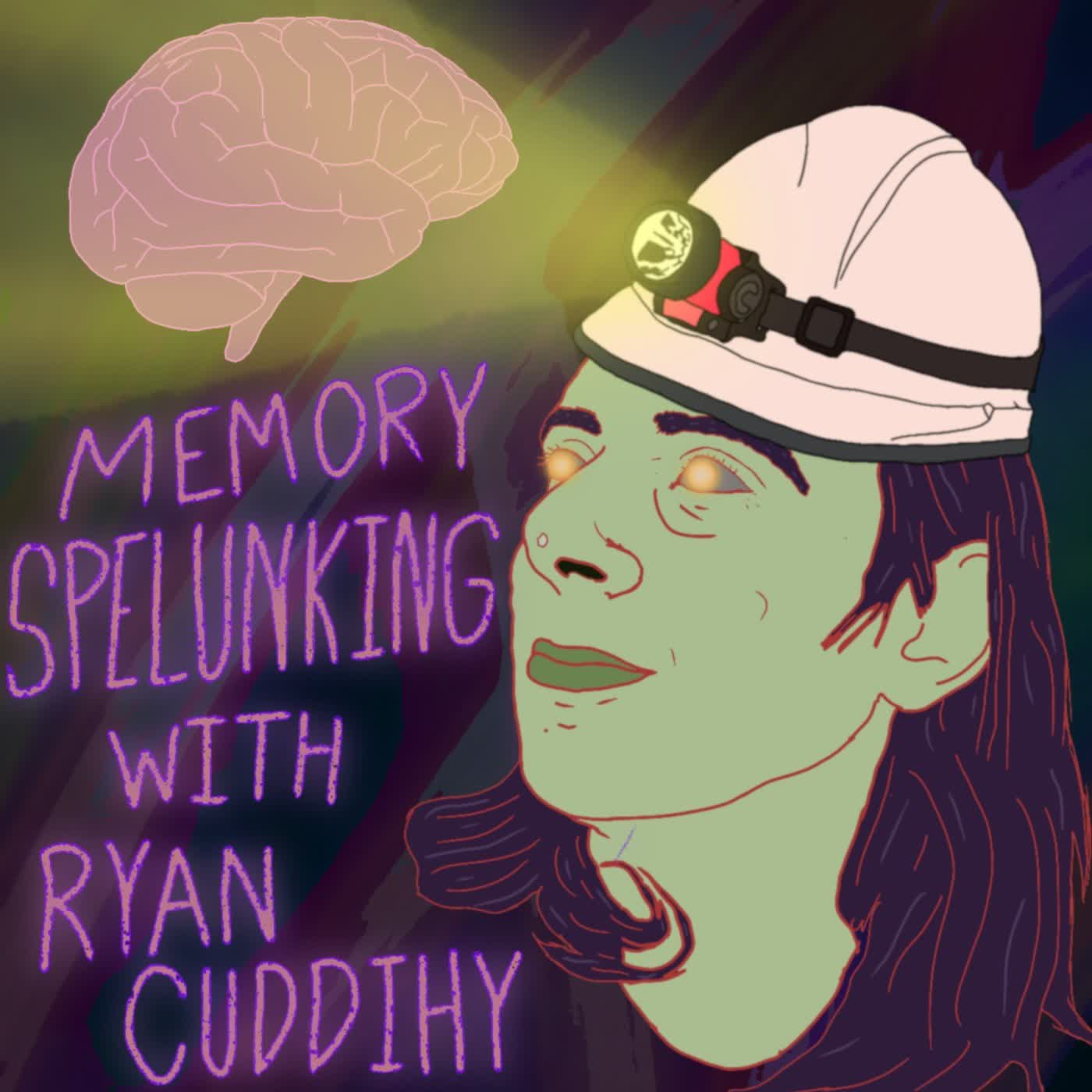 Memory Spelunking with Ryan Cuddihy:Ryan Cuddihy