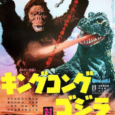 King Kong vs. Godzilla (w/ Sass Parilla the Singing Gorilla)
