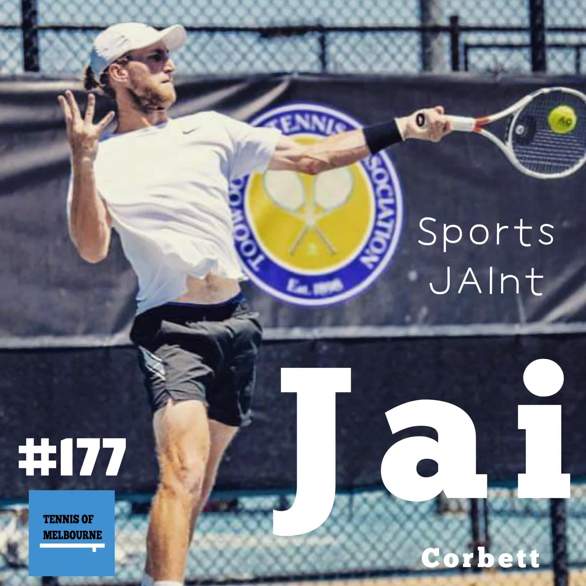 #177 Jai Corbett | Sports JAInt
