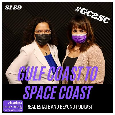 Amy Mercado and Monica - Gulf Coast 2 Space Coast