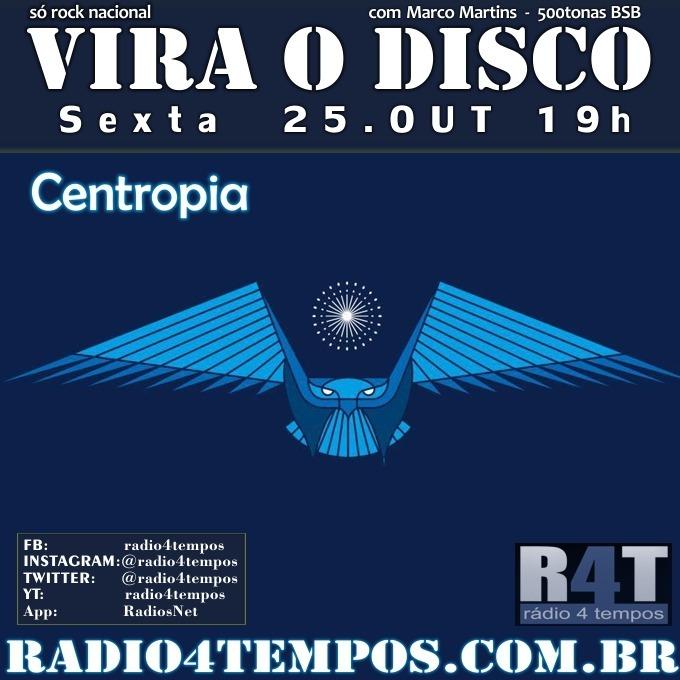 Rádio 4 Tempos - Vira o Disco 50:Rádio 4 Tempos
