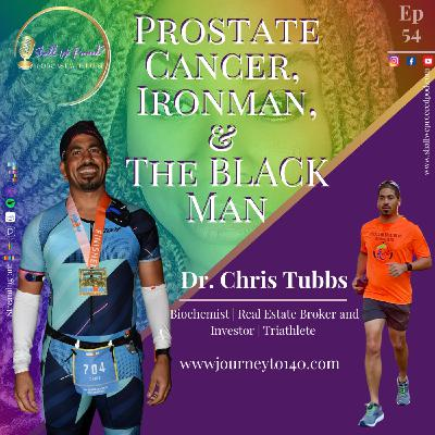 Prostate Cancer, Ironman, & the Black Man w/ Dr. Chris Tubbs