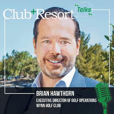 Brian Hawthorne, Executive Director of Golf Operations at Wynn Golf Club