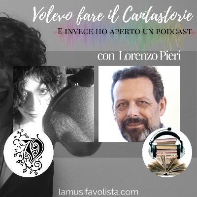 VOLEVO FARE IL CANTASTORIE - con Lorenzo Pieri