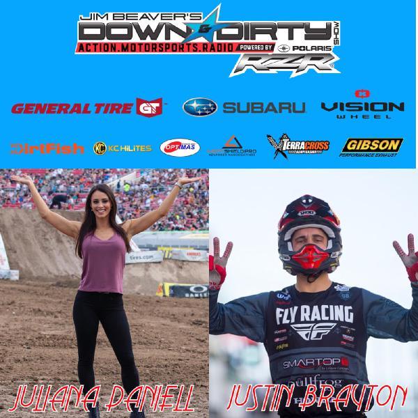 #337 Leah Pritchett, Justin Brayton, & Juliana Daniell On Air!