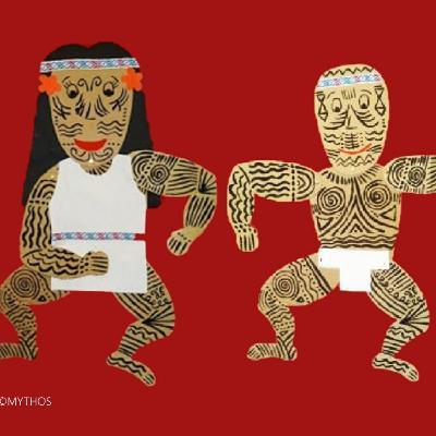 «Τουτανεκάι και Χινεμόα» Παραμύθι των Μαορί από τη Νέα Ζηλανδία (Ωκεανία) (5+)