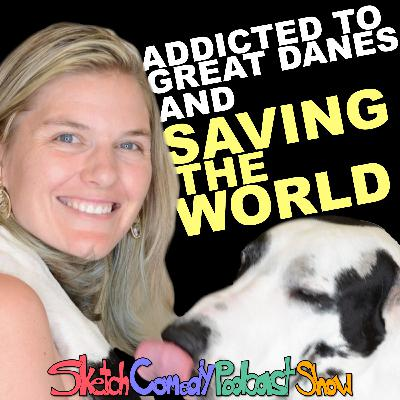 Bunny Young | Addicted to Great Danes and Saving the World