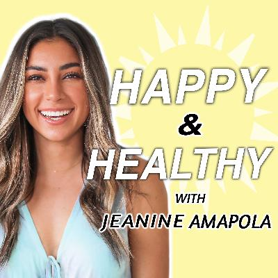 Happy & Healthy with Jeanine Amapola   Trailer