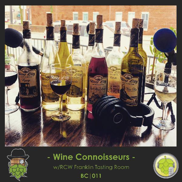 BC011: Wine Connoisseurs w/RCW Franklin Tasting Room