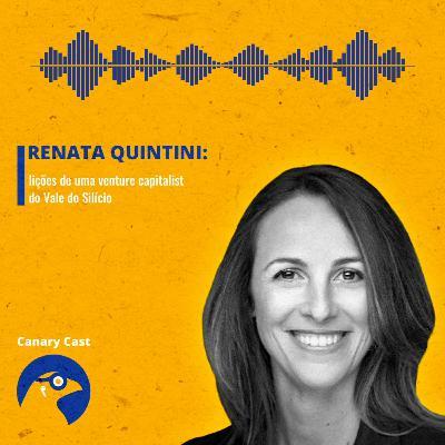 Renata Quintini: lições de uma venture capitalist do Vale do Silício