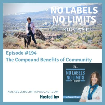 194 -  The Compound Benefits of Community with host Sarah Boxx