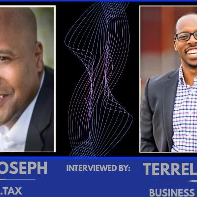 [ HTJ Podcast ] Derren Joseph Interviewed by Business Talk Library - Tax is A Worldwide Companion.