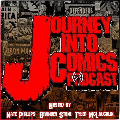 Journey Into Comics 335 - Waving the Red Flag