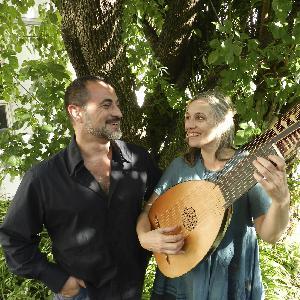 Martín Oro y Dolores Costoyas