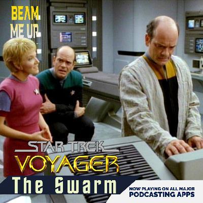 Star Trek: Voyager   The Swarm