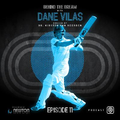 Episode #11: Lancashire cricket captain Dane Vilas talks about knowing who you are & growing as both a person & a player