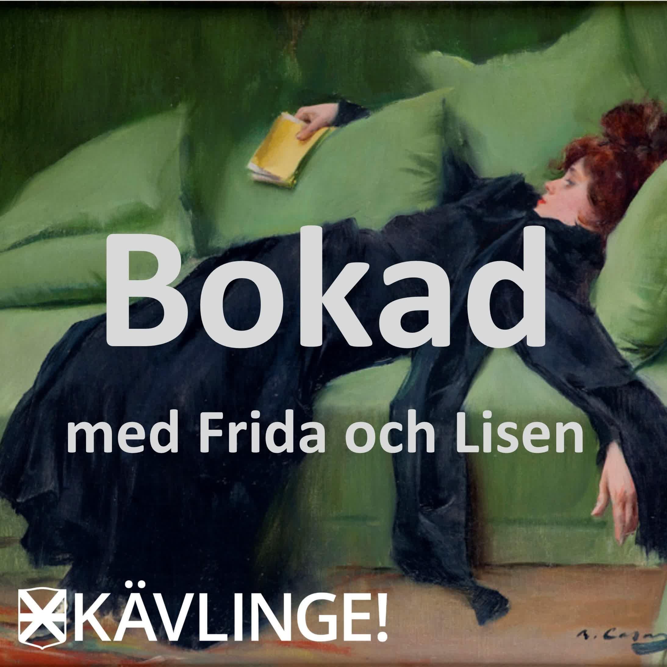 Bokad med Frida och Lisen
