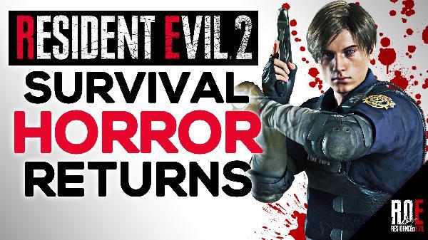 Resident Evil 2: Remake - Demo Review - Survival Horror Is Back!