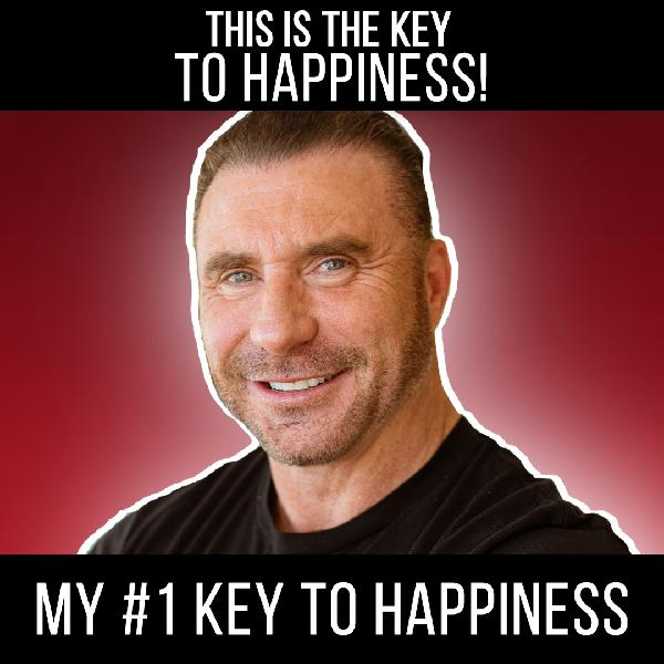 My #1 Key to Happiness