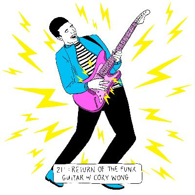 Return of the Funk Guitar: Cory Wong Breaks Down Dua Lipa, Jessie Ware and Nile Rodgers