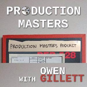 Production Masters Episode 004 - Cameron Webb