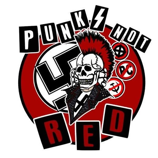 WPH-EP22 Punks Not Red! (Worldwide)
