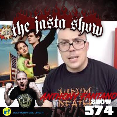 Show #574 - Anthony Fantano