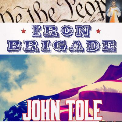 The Golden Age is Preceded by the Rough Landing of Your Choosing - IRON BRIGADE 12/5/2019