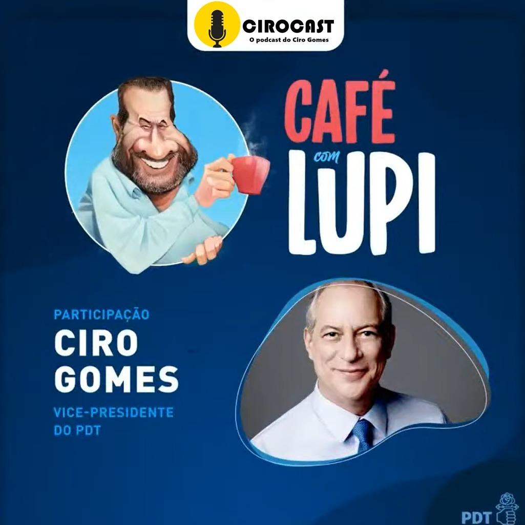 18/09/2020 | Uma conversa sobre o Brasil, com Ciro Gomes e Carlos Lupi