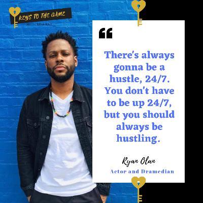 Ryan Olan - Keys To The Acting Game
